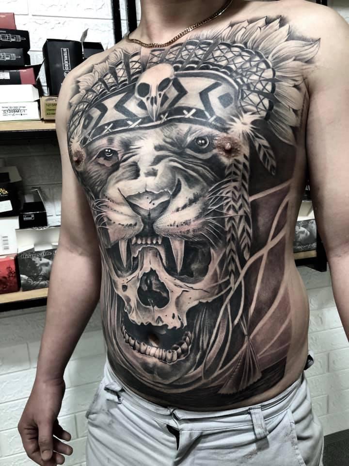Văn Trần Tattoo