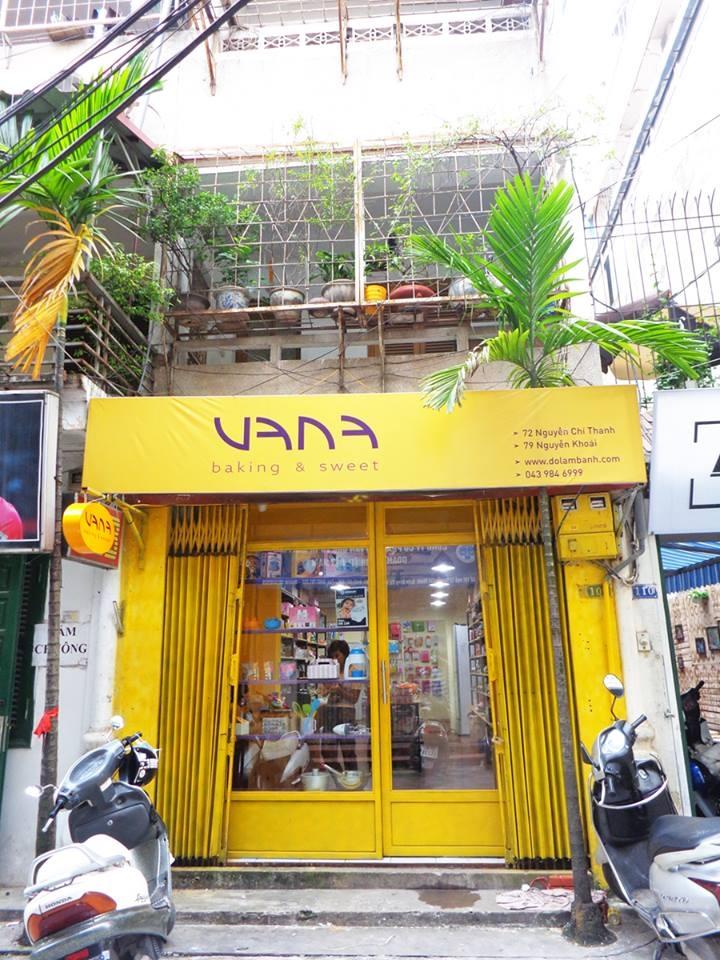 Cửa hàng Vana
