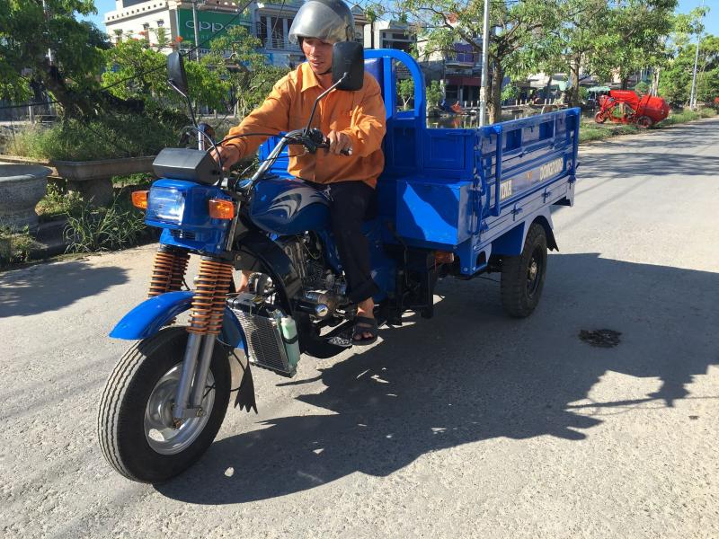 Vận chuyển trực tuyến sở hữu những người vận chuyển đã có nhiêu năm kinh nghiệm, đã hiểu rõ văn hóa Sài Gòn, cùng với đội xe đông đảo phân bố trên khắp các quận nội hoặc ngoại thành
