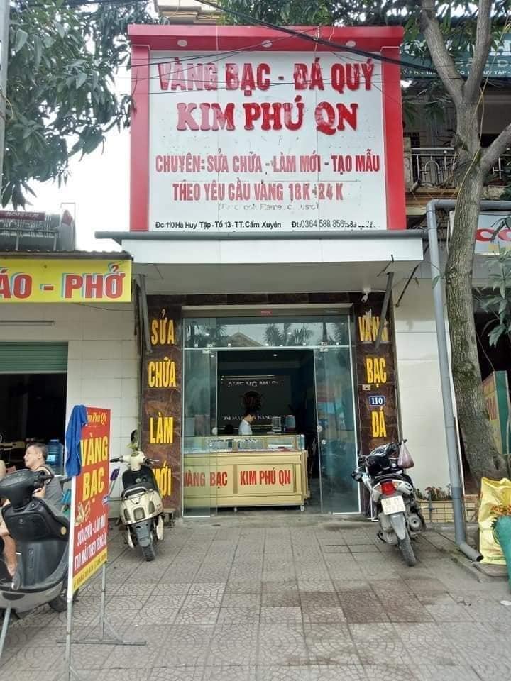 Vàng Bạc Đá Quý Kim Phú QN