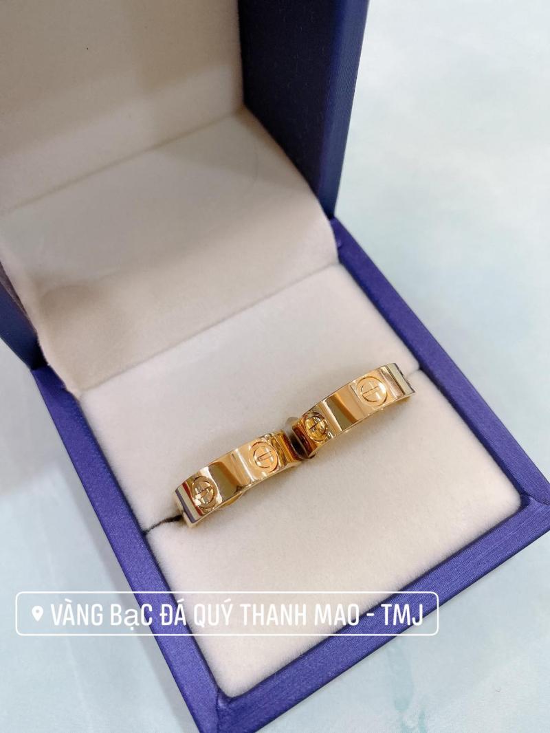 Vàng Bạc Đá Quý Thanh Mao - TMJ