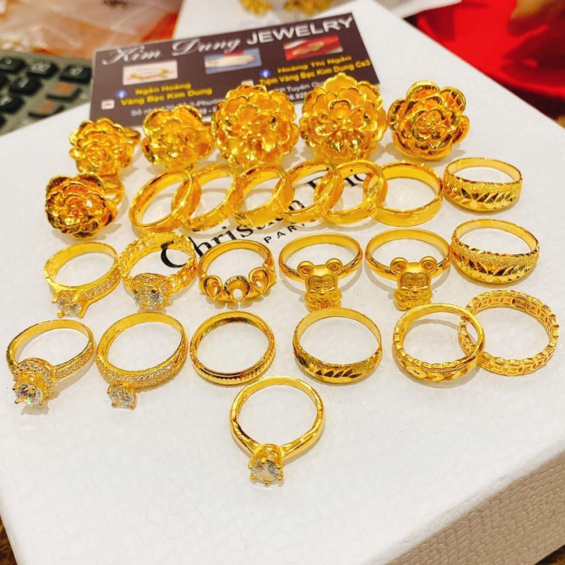 Vàng Bạc Kim Dung