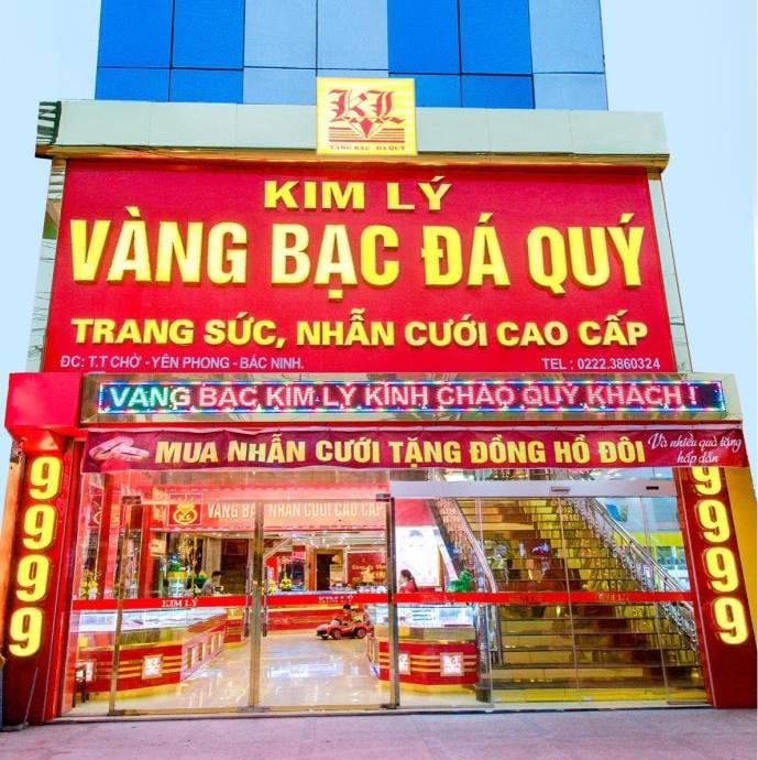 Top 6 Tiệm trang sức đẹp và uy tín nhất Bắc Ninh