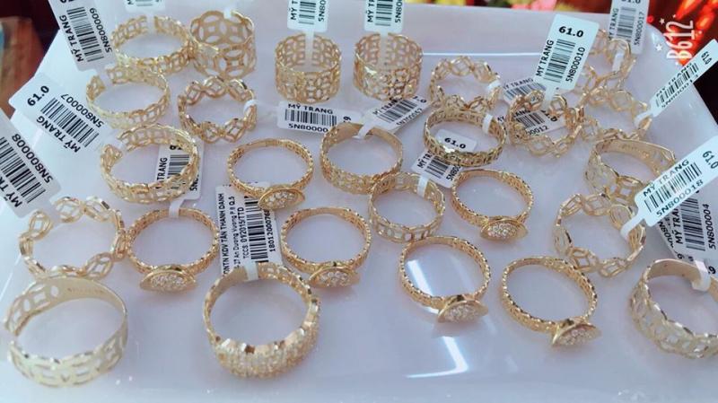 Vàng Bạc Mỹ Trang