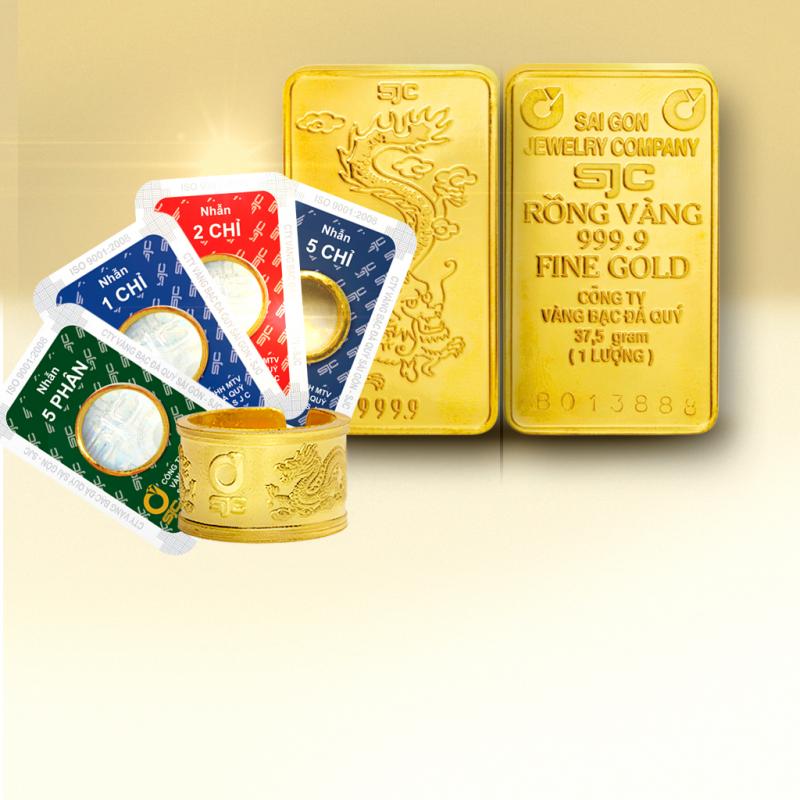 Vàng bạc SJC