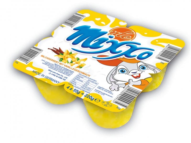 Váng sữa Mixxo được nghiên cứu phù hợp với trẻ em Việt Nam