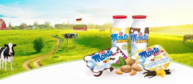 Váng sữa Monte hiện được rất nhiều bà mẹ Việt Nam tin dùng