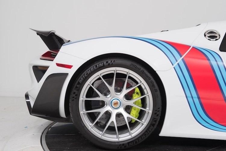 Vành ma-giê cho Porsche 918 Spyder: 32.500 USD