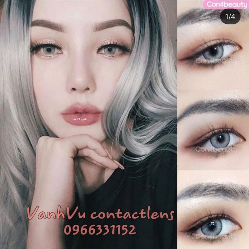 VanhVu Contact Lens