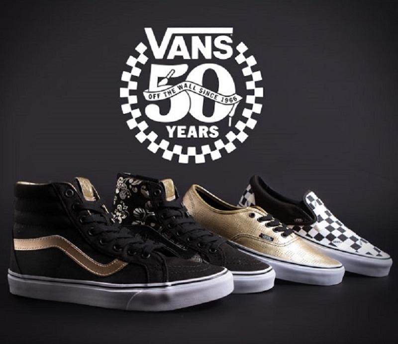 Vans 50 Years Anniversary