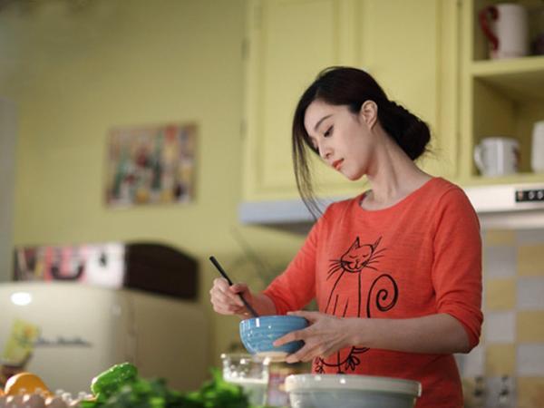 Vào bếp với trọn niềm yêu thương