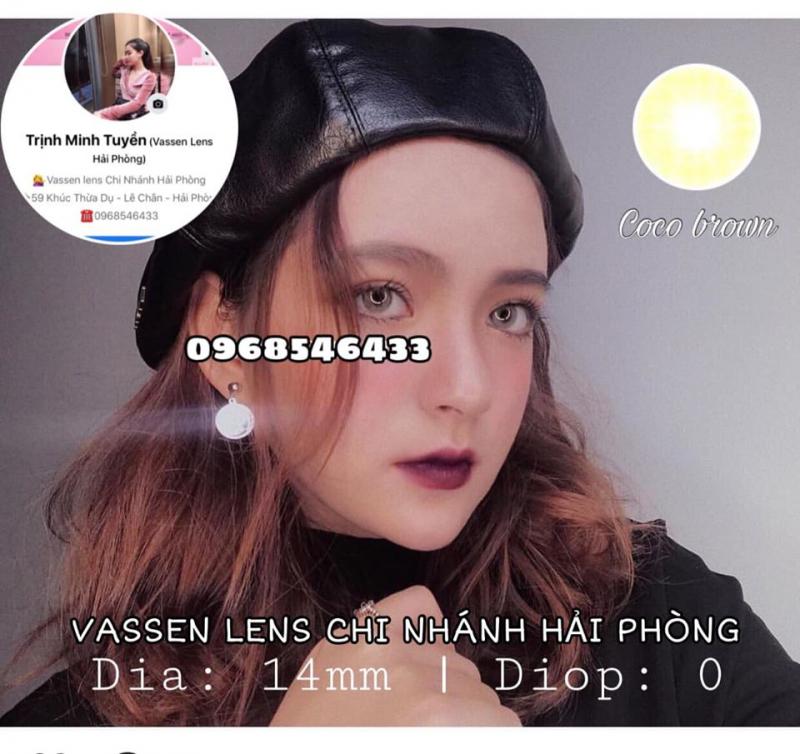 Vassen Lens Chi Nhánh Hải Phòng