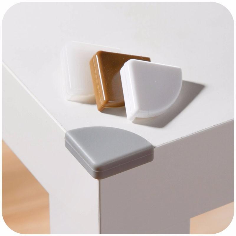 Những miếng bịt góc bàn bằng nhựa