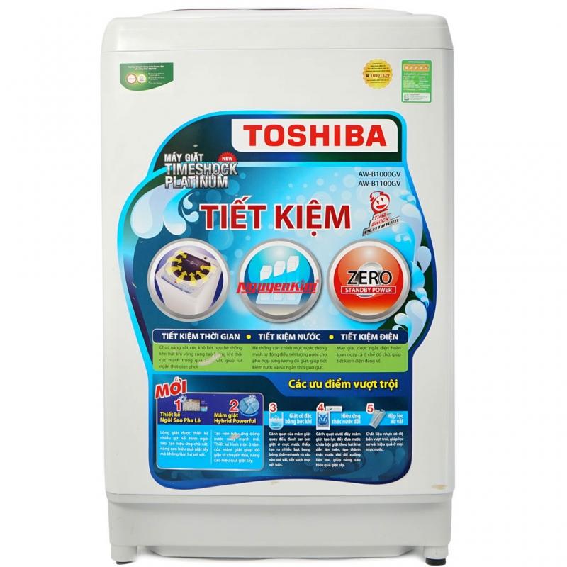 Nếu bạn muốn tặng một vật dụng gia đình như máy giặt TOSHIBA AW-B1000GV(WB) sẽ tốn mức chi phí là 6.100.000 đồng