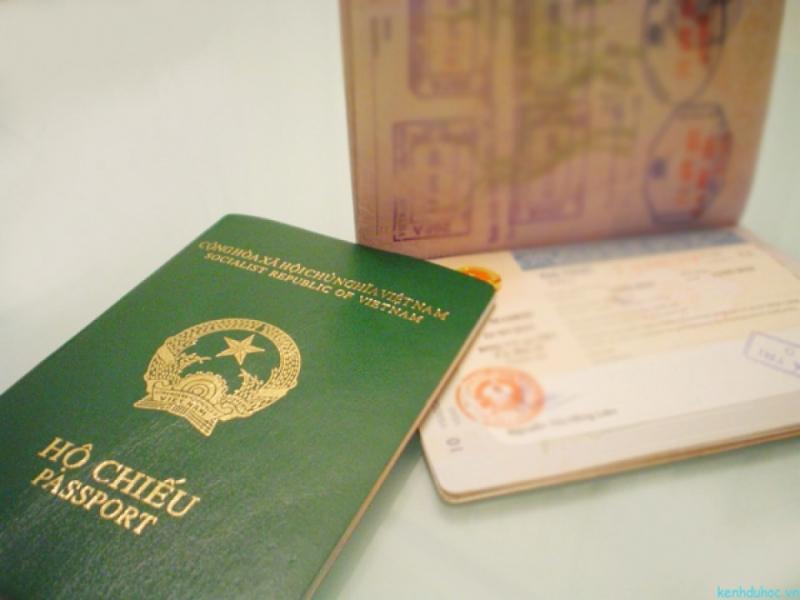 Chứng minh nhân dân, hộ chiếu, VISA cực kỳ quan trọng