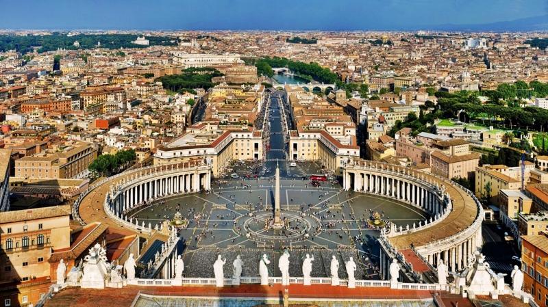 Vatican là quốc gia có GDP/người/năm thấp nhất châu Âu