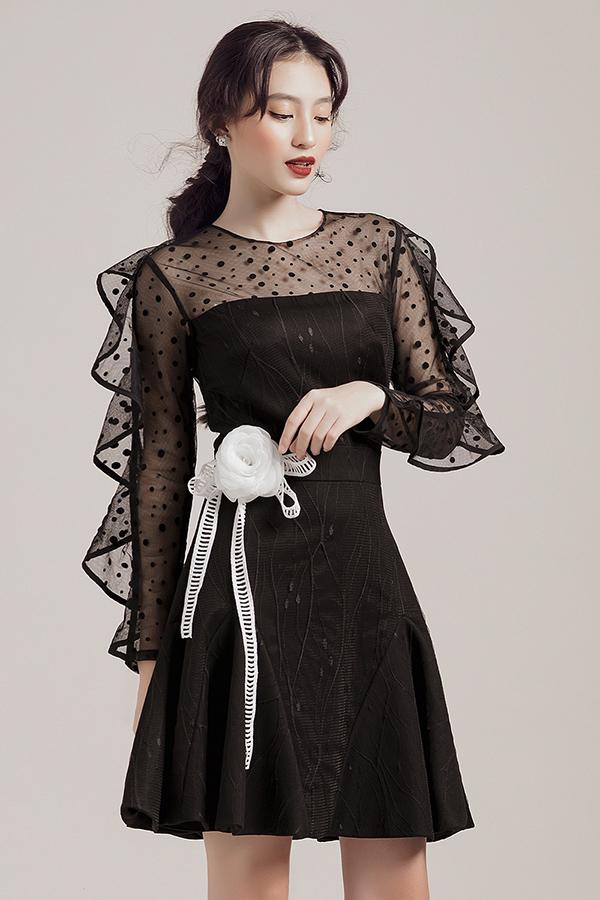 Những chiếc váy điệu đà là món quà ý nghĩa
