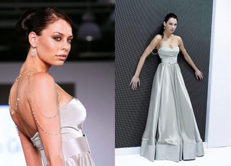 Váy cưới Danasha Luxury -  33 tỷ đồng