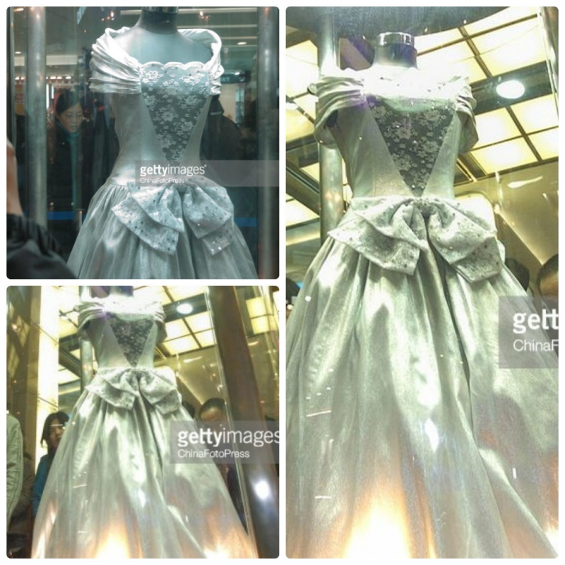 Váy cưới Hangzhou, Trung Quốc - 7 tỷ đồng