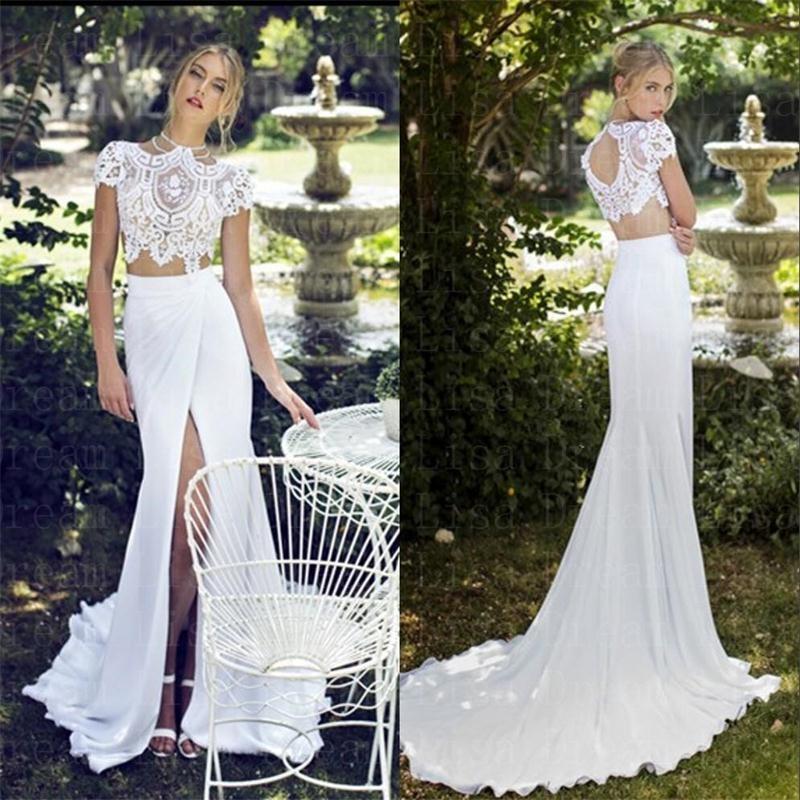 Váy cưới hở eo quyến rũ