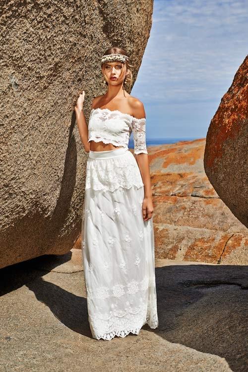 Váy cưới hở eo gợi cảm