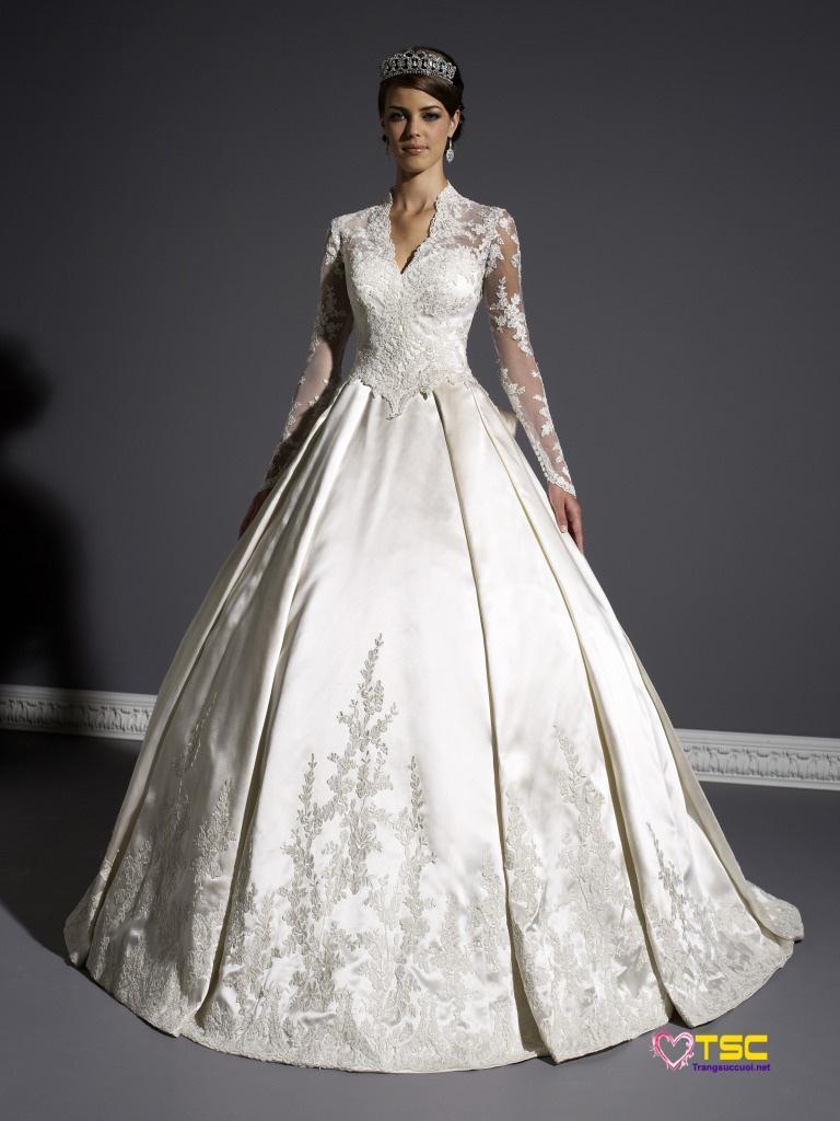 Váy cưới Mauro Adami - 8,1 tỷ đồng