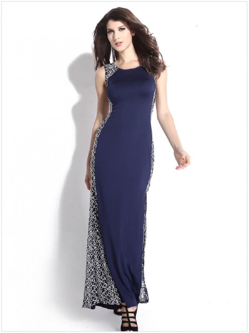 Váy maxi phù hợp với nhiều vóc người, hoàn cảnh khác nhau