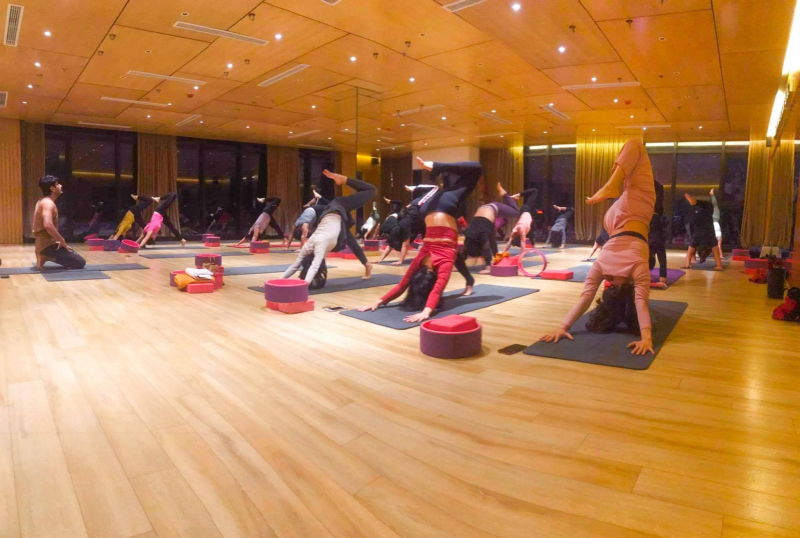 VCI Fitness & Yoga Center