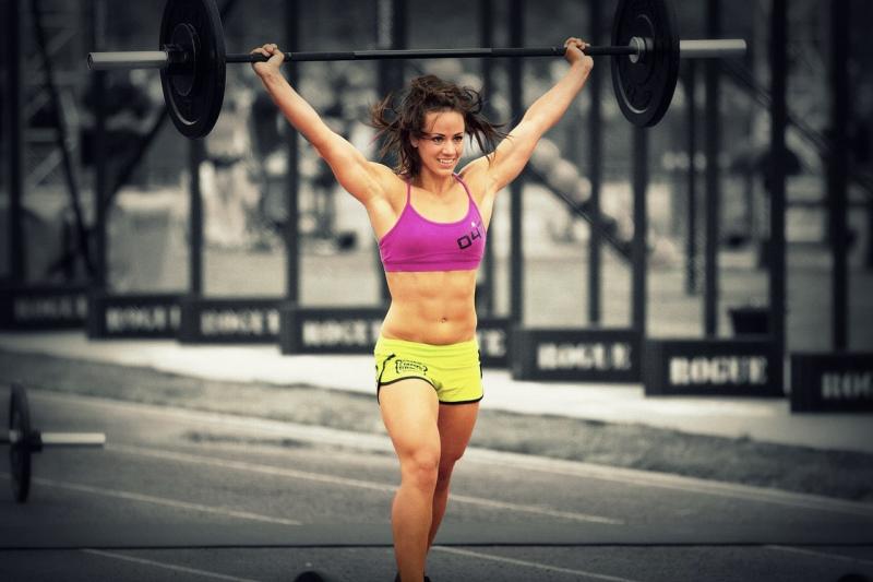 Camille Leblanc Bazinet có một sức hút rất mãnh liệt dù cho thân hình cuồn cuộc cơ bắp (Nguồn: Sưu tầm)