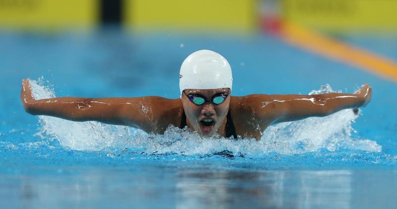 Nữ kình ngư 20 tuổi xứng đáng là cô gái vàng của thể thao Việt Nam