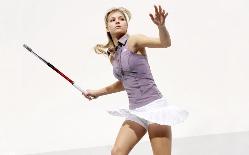VĐV quần vợt Maria Kirilenko được ví như búp bê của làng thể thao nước Nga (Nguồn: Sưu tầm)