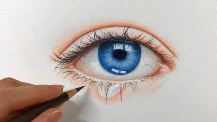 Vẽ chì, màu nước