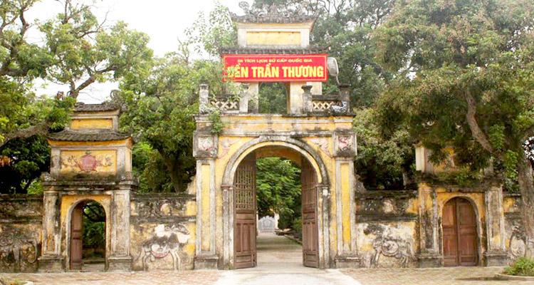 Đền Trần Thương, Lý Nhân, Hà Nam
