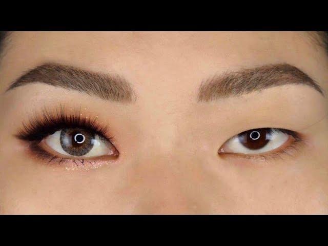 Nguyên tắc vẽ đường eyeliner cho mắt một mí