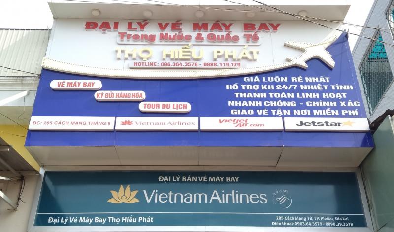 Vé máy bay Thọ Hiếu Phát