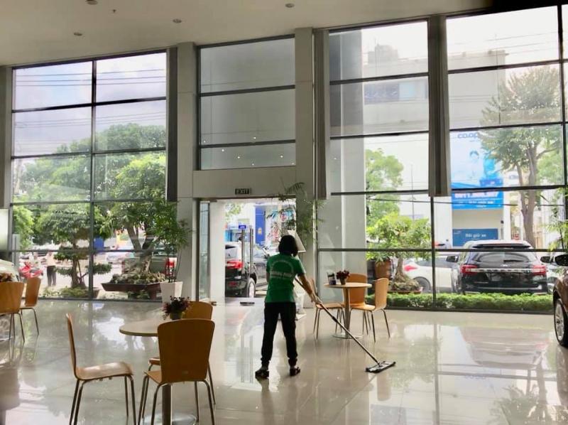 Công ty Vệ sinh công nghiệp Hoàng Phúc Nha Trang