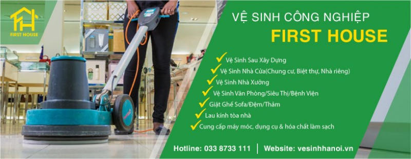 Vệ Sinh First House