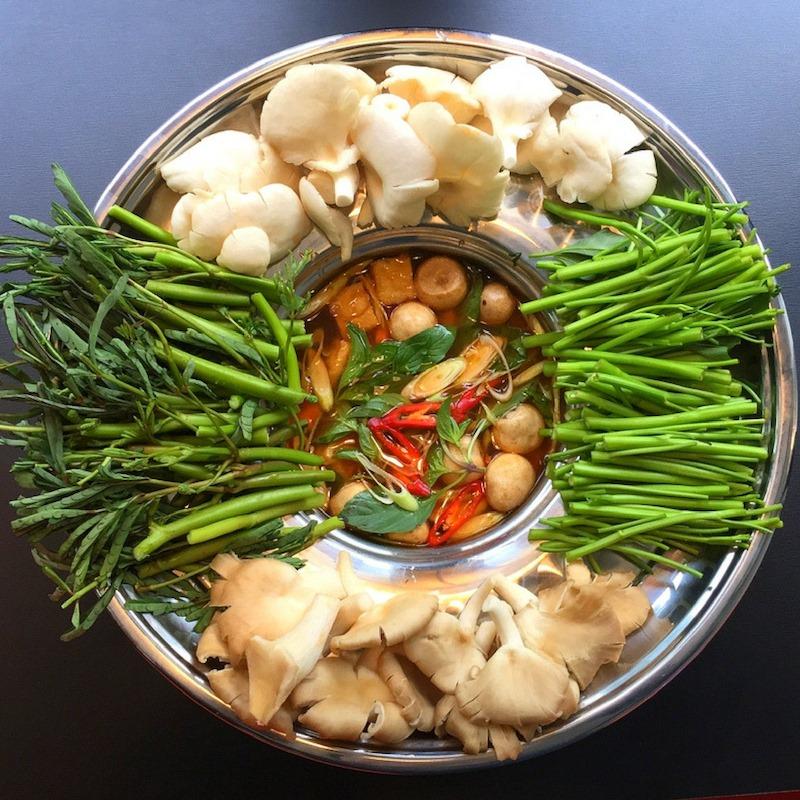 Lẩu Tom Yum Thái