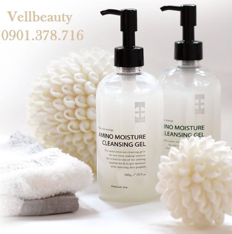 Một sản phẩm chăm sóc da mặt ở Vellbeauty