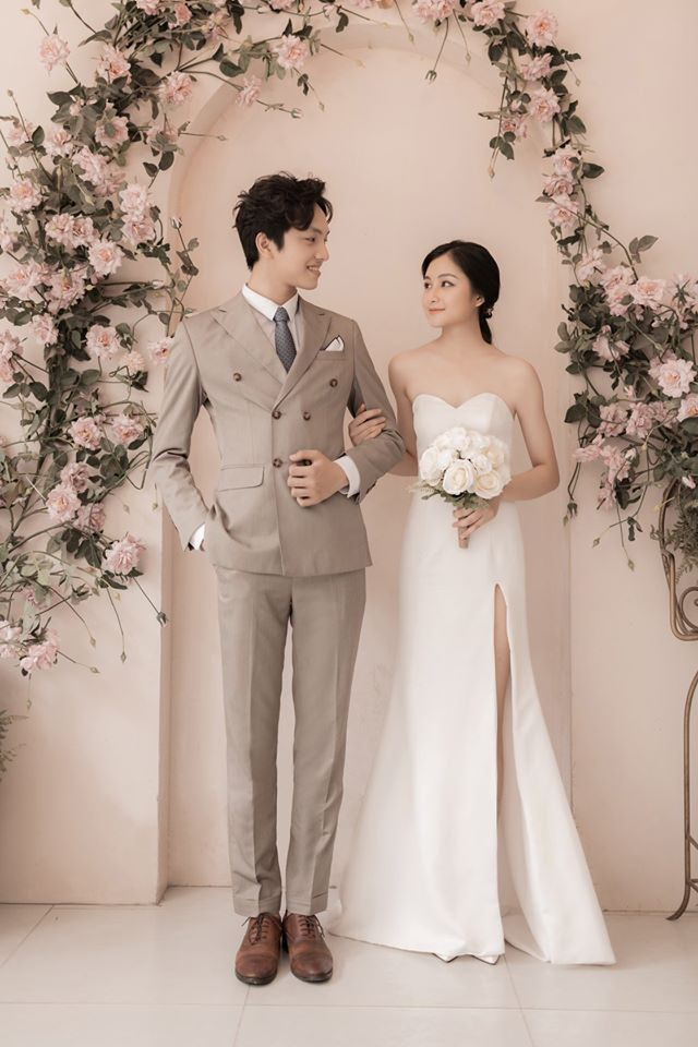 Bộ Vest sang trọng trong ngày cưới