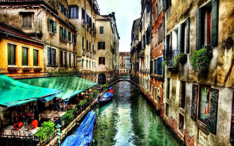 Thành phố Venice là một trong những di sản được biết đến nhiều nhất thế giới với những điểm đến vô cùng hấp dẫn