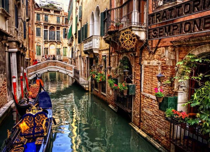 Thành phố Venice tuyệt đẹp