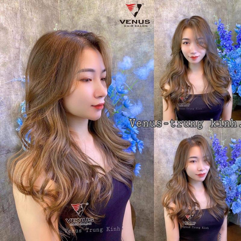 VENUS hair salon 134 Tân Mai - Hoàng Mai - Hà Nội