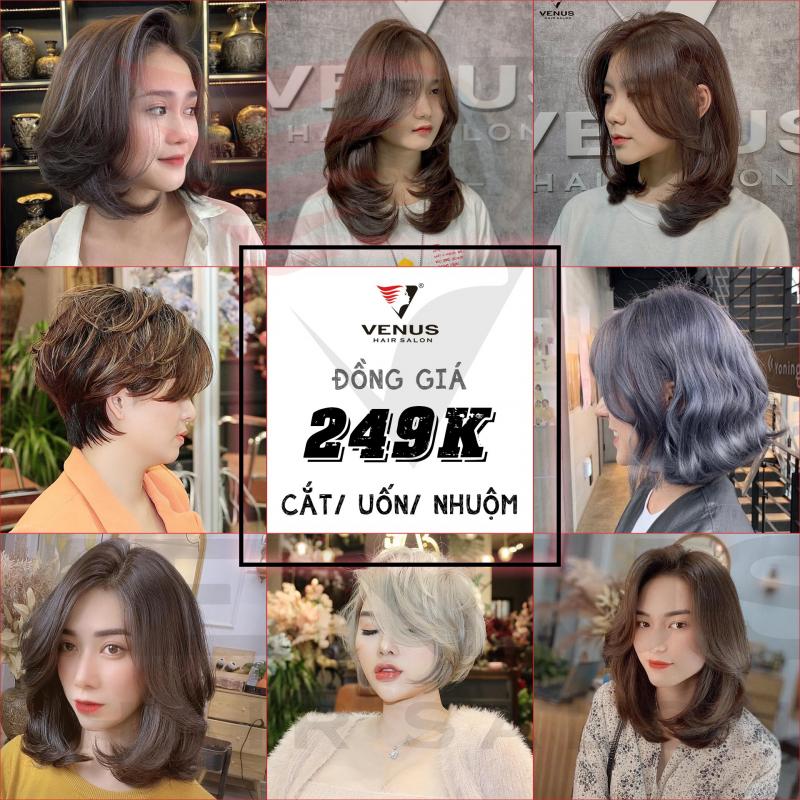 Venus Hair Salon Hà Nội