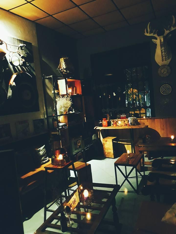 Không gian Venus Tattoo & Coffee-Pub
