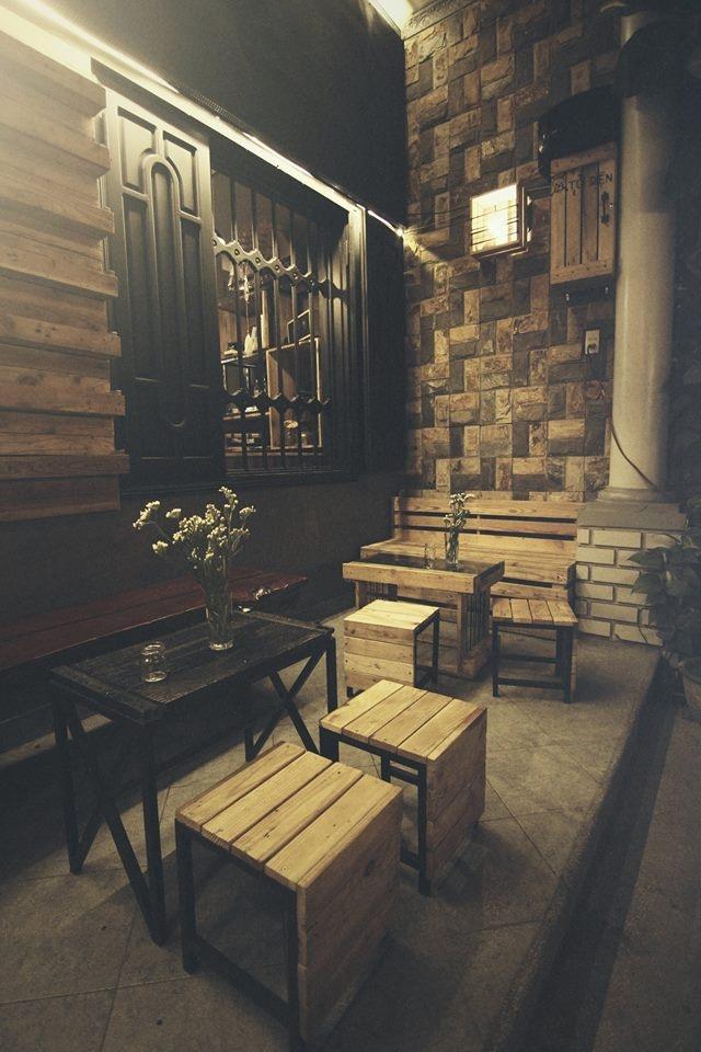 Một góc Venus Tattoo & Coffee-Pub