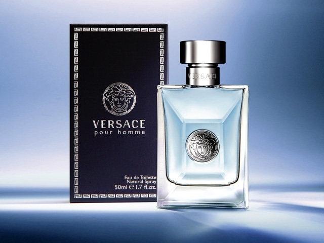 Versace Pour Homme chuẩn mực, nam tính