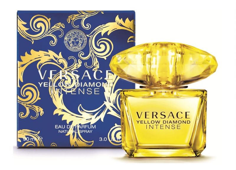 Versace Yellow Diamond Intense Eau De Parfum 5ml