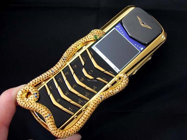 Vertu Signature Cobra ($ 310.000)
