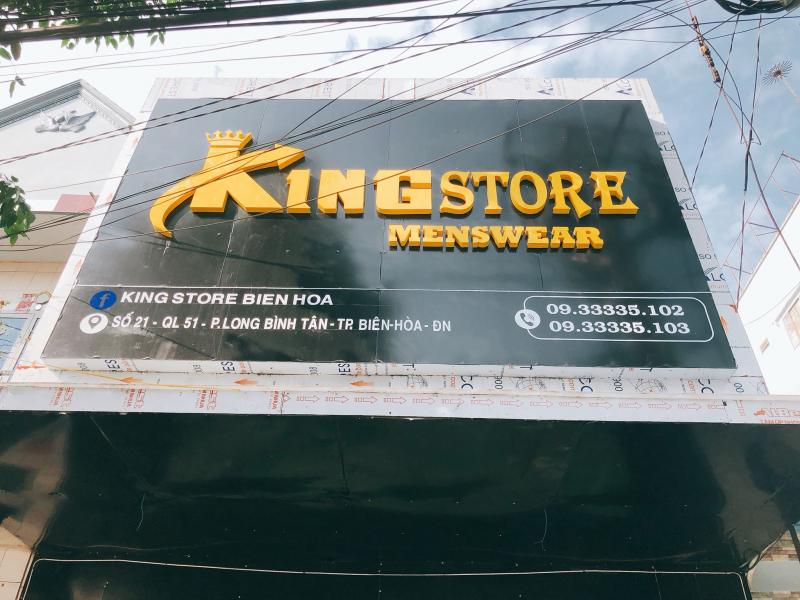 Vest Nam Thiết Kế - KING Store, đẳng cấp cho phái mạnh.